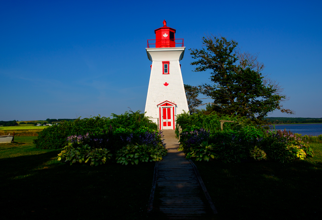 Lighthouse Tour of PEI